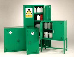Pesticide & Agrochemical Storage Cabinets